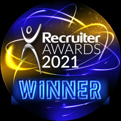 Recruiter Awards 2021